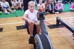 Europejski Tydzień Sportu i Mistrzostwa Szkoły w Ergometrze Wioślarskim