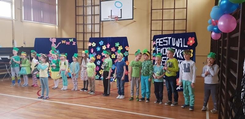 Powitanie Wiosny Szkoła Podstawowa Nr 42 W Szczecinie